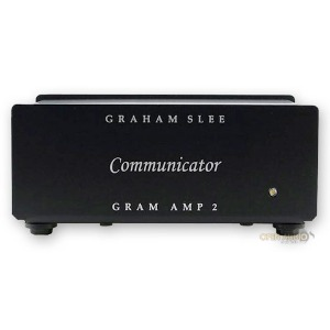 Graham Slee(그람슬리) Communicator / MM 포노앰프